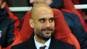 Bayern Munich boss Pep Guardiola will face former-club Barcelona in the Champions League semi-finals