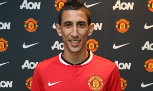 Argentinian international midfielder Angel Di Maria has not been a major success at Old Trafford
