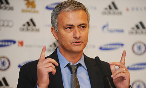 Chelsea boss Jose Mourinho's tactics have been criticised at times this season