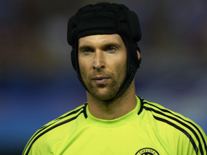 Chelsea 'keeper Petr Cech looks set to leave the Blues this summer
