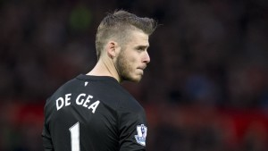 Manchester United 'keeper David de Gea is being linked with a summer move to Real Madrid