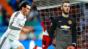 Could Manchester United use 'keeper David de Gea as part of a deal to sign Gareth Bale?