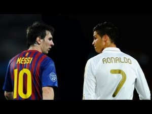 Lionel Messi and Cristiano Ronaldo are compared so often, but are completely different characters