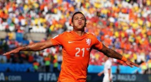 Holland international Memphis Depay will join Manchester United this summer
