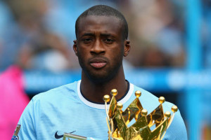Manchester City midfielder Yaya Toure is a target for Inter