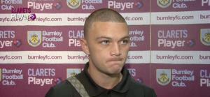 Burnley full-back Kieran Trippier is on the verge of joining Tottenham