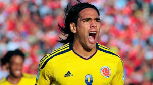 Chelsea have reportedly agreed terms to sign Colombian striker Radamel Falcao