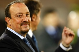Rafa Benitez is the new Real Madrid head coach