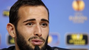 Aleix Vidal is set for a move to Barcelona