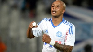 Swansea have signed Ghana winger Andre Ayew on a free transfer