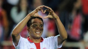 Sevilla striker Carlos Bacca seems to have emerged as a transfer target for Liverpool