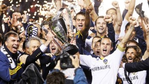 LA Galaxy are no strangers to picking up silverware
