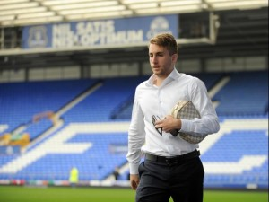 Could Gerard Deulofeu be returning to Goodison in the near future?