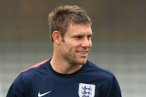 Manchester City midfielder James Milner is in-demand this summer