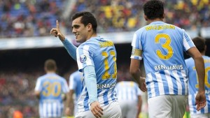 Southampton have sign young Spanish striker Juanmi from Malaga