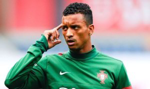 Portuguese winger Nani could be set for a move to Fenerbahce