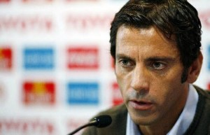 Quique Flores looks set to be named as the next Watford boss