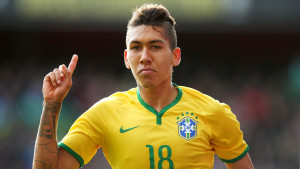Brazilian international Roberto Firmino could be heading to the Premier League this summer
