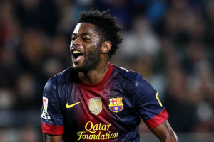 Chelsea and Manchester City are reportedly in talks to sign Alex Song from  Barcelona