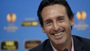 Sevilla boss Unai Emery is in-demand this summer
