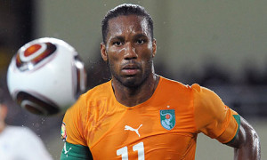 Ivorian Striker Didier Drogba is in talks with an MLS club