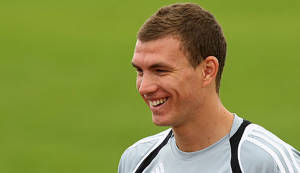 Manchester City striker Edin Dzeko is reported to have agreed terms with Italian outfit Roma
