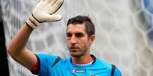 Jaime Penedo has surprisingly left LA Galaxy