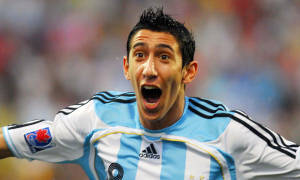Argentinian playmaker Angel Di Maria looks set for a move from Manchester United to PSG this summer