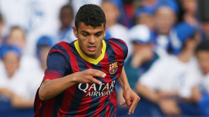 Moha El Ouriachi has joined Stoke from Barcelona