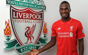 Christian Benteke has now completed his £32.5million move to Liverpool from Aston Villa