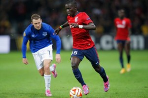 Aston Villa have agreed a fee for Lille and Senegal midfielder Idrissa Gueye