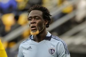 Sierra Leone-born striker Kei Kamara now looks settled in the MLS