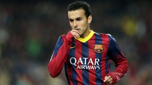 Barcelona star Pedro is being heavily linked with moves to both Manchester united and Chelsea this summer