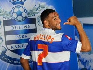 QPR winger Matty Phillips  could be set for a move to West Brom