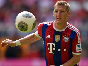 Bastian Schweinsteiger could be strutting his stuff in the Premier League next season