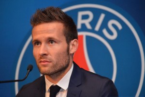 PSG midfielder Yohan Cabaye is on the verge of joining Crystal Palace