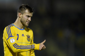 Everton are reportedly close to agreeing a deal to sign Dynamo Kiev and Ukraine winger Andriy Yarmolenko
