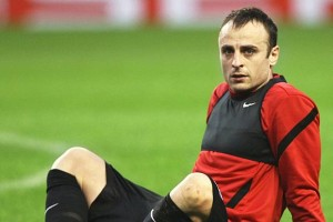 Former-Manchester united striker Dimitar Berbatov could be heading back to the Premier League with Aston Villa