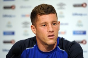 Ross Barkley impressed for Everton in the Toffees 3-0 win at Southampton on Saturday