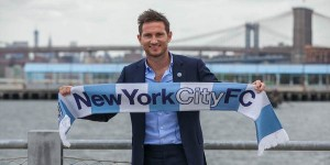 Premier League icon Frank Lampard recently made his debut for New York City FC