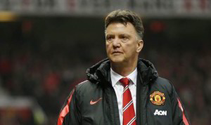 Manchester United boss Louis van Gaal will be looking for his team to produce a better than on the opening day against Tottenham