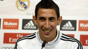 Argentinian playmaker Angel Di Maria has completed his move to PSG from Manchester United