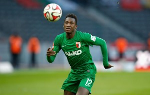 Ghana international Baba Rahman is reportedly close to completing a switch to Chelsea