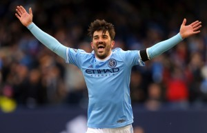 David Villa was again on target as NYCFC defeated DC United 3-1 on Thursday night