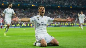 Manchester United striker Javier Hernandez is believed to be a transfer target for West Ham