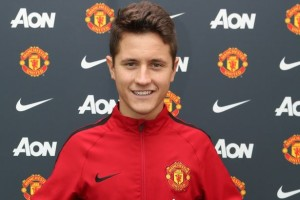 Manchester United midfielder Ander Herrera is being linked with a move back to La Liga