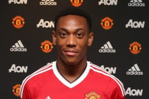 Youngster Anthony Martial scored a brace in Manchester United's 3-2 win at Southampton