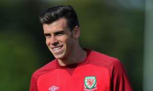 Real Madrid star Gareth Bale scored the winner for Wales in their 1-0 victory in Cyprus