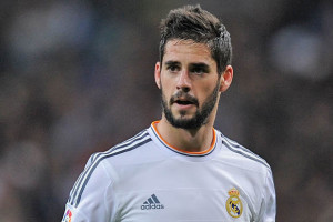 Real Madrid playmaker Isco is being linked with a January move to Manchester City