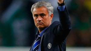 Chelsea boss Jose Mourinho will be looking for his side to continue their impressive home record against Arsenal